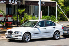 BMW E46 3-series Royalty Free Stock Image