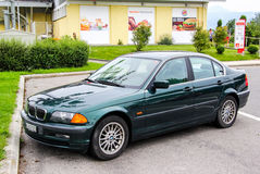 BMW E46 3-series Stock Image
