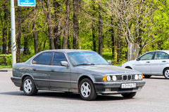BMW E34 5-series Stock Images
