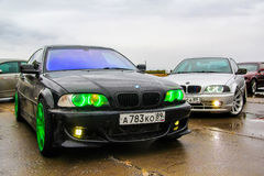 BMW E46 3-series Royalty Free Stock Photography