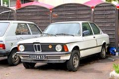 BMW E21 3-series Stock Photos