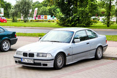 BMW E36 3-series Stock Photos