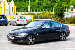 BMW E90 3-series Stock Photography