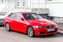 BMW E93 3-series Stock Images
