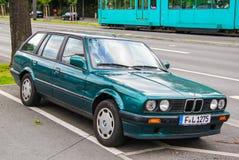 BMW E30 3 serii Zdjęcie Stock