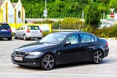 BMW E90 3 serii Fotografia Stock