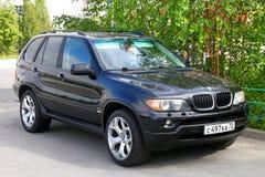 BMW E53 X5 Obrazy Royalty Free
