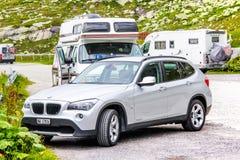 BMW E84 X1 Στοκ φωτογραφία με δικαίωμα ελεύθερης χρήσης
