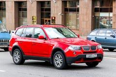 BMW E83 X3 Royalty Free Stock Photo