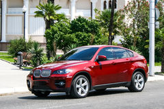 BMW E71 X6 Stock Image