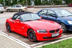 BMW E85 Z4 Stock Photos