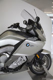 BMW electric motorcycle Stock Photography