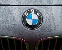 BMW-embleem Stock Foto's