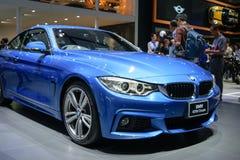 BMW en el 36.o salón del automóvil internacional 2015 de Bangkok Fotos de archivo