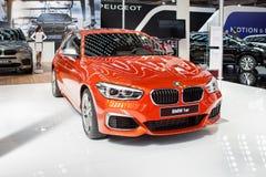 BMW 1er Immagine Stock Libera da Diritti