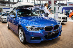 BMW 3er Fotografia Stock