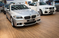 BMW 5er Immagini Stock Libere da Diritti