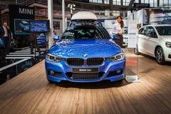 BMW 3er Immagine Stock Libera da Diritti