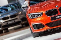 BMW 1er Fotografia Stock Libera da Diritti