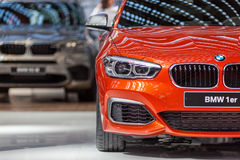 BMW 1er Stock Images