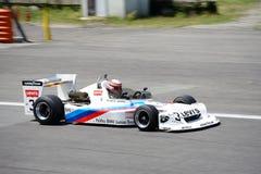 BMW för mars 782 formel 2 på den Monza strömkretsen Royaltyfri Fotografi