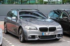 BMW F11 5 серий Стоковые Фото