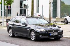 BMW F11 5 серий Стоковая Фотография