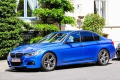 BMW F30 3系列 图库摄影