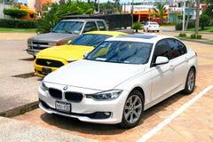 BMW F30 3系列 免版税库存图片
