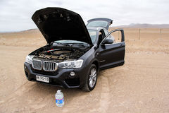 BMW F26 X4 royalty free stock photography