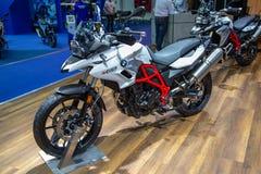 BMW F 700 GS krajoznawczy motocykl Fotografia Stock