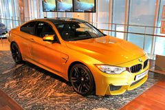 BMW F82 M4 Stock Photos