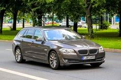 BMW F11 5 reeksen stock fotografie