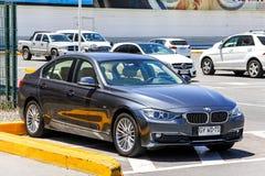 BMW F30 3 reeksen Stock Afbeeldingen