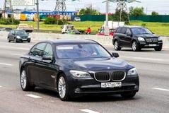 BMW F02 7 serie Royaltyfri Bild