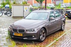 BMW F30 3 serie Royaltyfri Bild