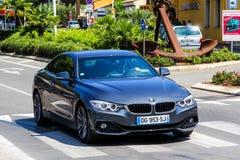 BMW F32 4 serie Royaltyfria Foton