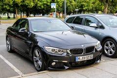 BMW F33 4 serie Royaltyfri Fotografi