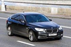 BMW F07 5-series Gran Turismo Stock Photography