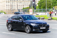 BMW F07 5-series GT Royalty Free Stock Photo