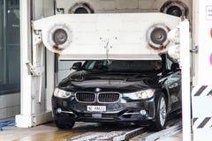 BMW F30 3-series royalty free stock image