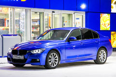 BMW F30 3-series Royalty Free Stock Images