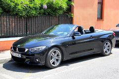 BMW F33 4-series Stock Images
