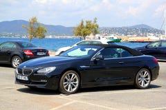 BMW F12 6-series Royalty Free Stock Photos