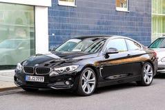 BMW F32 4 serii Zdjęcia Stock