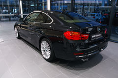 BMW 4 (F32) Royalty Free Stock Photography