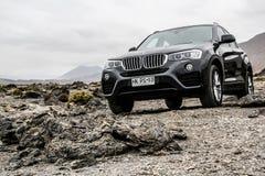 BMW F26 X4 Arkivfoton