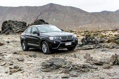 BMW F26 X4 Arkivbild