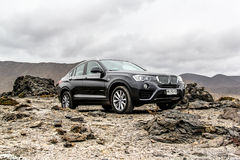 BMW F26 X4 Royaltyfria Foton