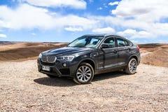 BMW F26 X4 Fotografering för Bildbyråer